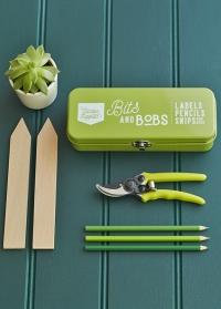 Пенал для флористических инструментов Garden Suppliers Burgon & Ball фото.jpg