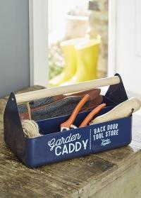 Подарок мужчине для дома и дачи ящик для инструментов и перчатки Consta Garden фото