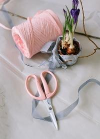 Ножницы флористические японские для рукоделия Florist CRI-360SFP Chikamasa фото
