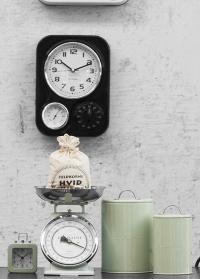 Весы кухонные механические с чашей Catharine Mint Lene Bjerre фото.jpg