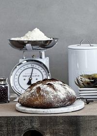 Весы кухонные механические с чашей Catharine Blue Lene Bjerre фото.jpg