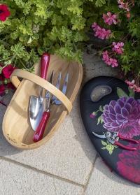 Садовые инструменты в подарочном наборе British Bloom Burgon Ball фото.jpg