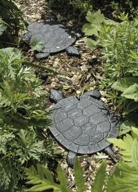 Плитка садовая декоративная Черепаха SS1 Esschert Design фото