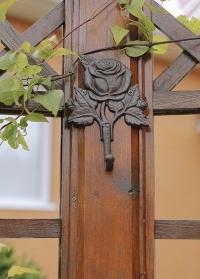 Декоративный крючок Roses TT211 Esschert Design фото