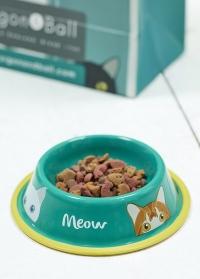 Миска для кошек Doris Cat Bowl Creaturewares Burgon Ball фото