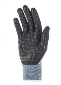Перчатки садовые очень прочные с нитрилом Tactil Blackfox фото