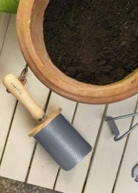 Совок садовый посадочный для контейнерных растений Burgon & Ball фото.jpg