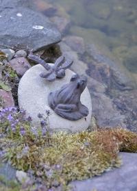 Декоративные фигурки животных на камне Esschert Design TT169 фото