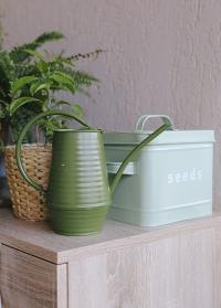 Лейка для комнатных цветов и рассады 1 литр EL060 Esschert Design фото