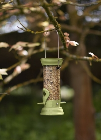 Кормушка для птиц металлическая Supreme ChapelWood фото