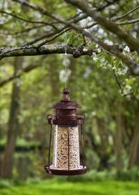 Декоративная кормушка для птиц английская Маяк Lighthouse ChapelWood фото