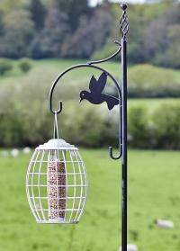 Декоративный садовый держатель для цветочного кашпо Bird by Smart Garden фото