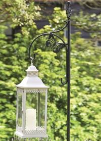 Декоративный садовый держатель для кашпо Butterfly by Smart Garden фото