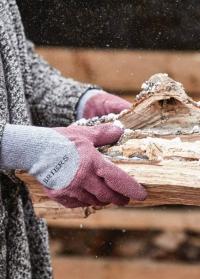 Перчатки утепленные для работы в саду Claret Warm Gardener Briers фото