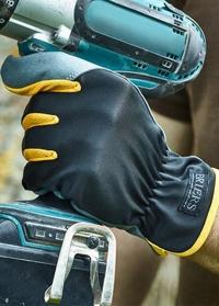 Перчатки мужские защитные эластичные Touch Briers фото
