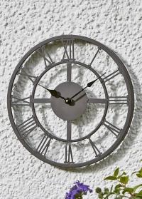 Уличные металлические часы Arundel Smart Garden фото.jpg