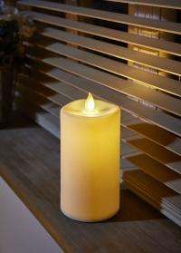 Свеча светодиодная Led 15.5 см Faux Flame Smart Garden фото