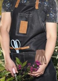 Фартук для садовых работ из джинсовой тканиGT156 Denim Esschert Design фото