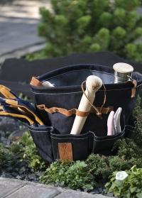 Сумка для садового инструмента из джинсовой ткани Denim GT161 Esschert Design фото