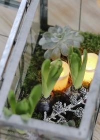 Новогодний декор сосновая ветка SERAFINA Lene Bjerre фото