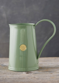 Металлический кувшин-ваза для цветов Classic Sage 9222-SAG Haws фото