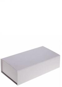 Подарочная коробка белая с крышкой на магните Consta Garden фото