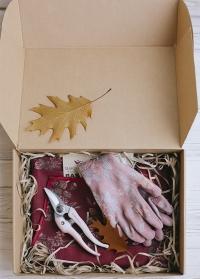 Подарок садоводу в коробке подарочной от Consta Garden фото