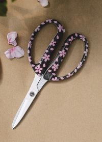 Ножницы флористические для цветов и рукоделия Sakura Chikamasa фото