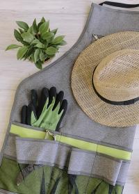 Подарок садоводу и дачнику - фартук для инструментов AJS-Blackfox фото