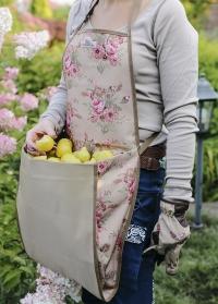 Подарок садоводу и дачнику - фартук для сбора урожая GardenGirl фото