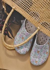 Галоши из эва женские цветные Lily Grey AJS-Blackfox картинка