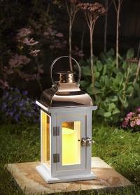 декоративный подсвечник-фонарь Hagan by Outside In от Smart Garden фото