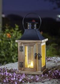 Декоративный подсвечник-фонарь Alta by Outside In Smart Garden фото