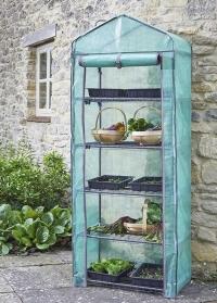 Складная теплица садовая GroZone Smart Garden фото
