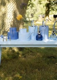 Лейка для комнатных цветов и рассады 1,25 литра Blue Greenhouse от Esschert Design фото