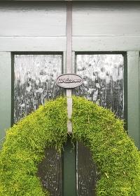 Крючок на дверь для подвеса флористического венка LH279 Esschert Design фото