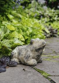 Садовая керамическая фигурка Лягушка AC166 Esschert Design фото