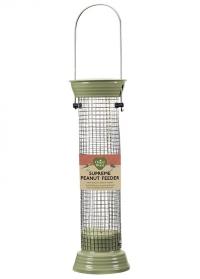 Садовая кормушка для птиц с емкостью для орехов 30 см. Supreme by ChapelWood от Smart Garden картинка