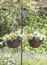 Садовый держатель для подвесных кашпо 6040120 от Smart Garden фото