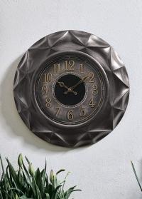 Часы настенные для дома и улицы Repton by Outside In Smart Garden фото