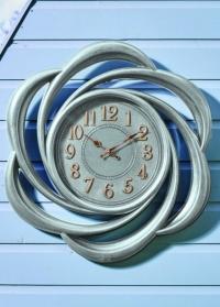 Часы настенные для дома и улицы Lattice by Outside In Smart Garden картинка
