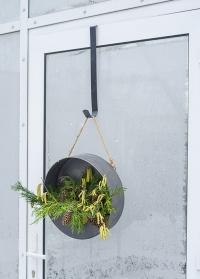 Держатель для флористического венка навесной на дверь LH291 Esschert Design фото