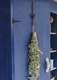 Крючок на дверь для рождественского венка Олень LH281 Esschert Design фото