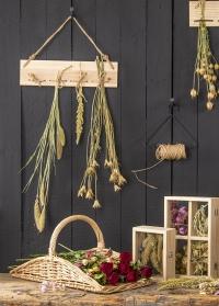 Корзина плетеная для сбора цветов и трав FH001 от Esschert Design фото