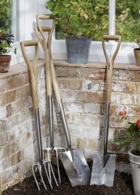 Вилы садовые для копки земли Burgon & Ball фото