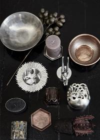Интерьерная ваза в форме чаши Dalianna от Lene Bjerre фото