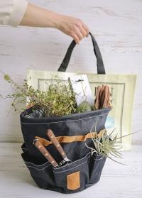 Подарок мужчине для дачи Denim - сумка для инструментов Esschert Design в интернет-магазине Consta Garden фото