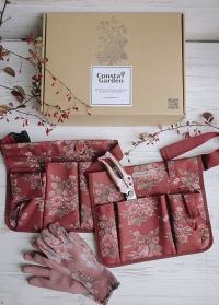 Красивый подарок женщине-садоводу Classic Cherry GardenGirl (Швеция) заказать в интернет-магазине Consta Garden фото