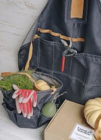 Стильный подарок для дачников и садоводов Универсальный Denim заказать в интернет-магазине Consta Garden фото