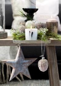 Новогоднее украшение Silvania Lene Bjerre